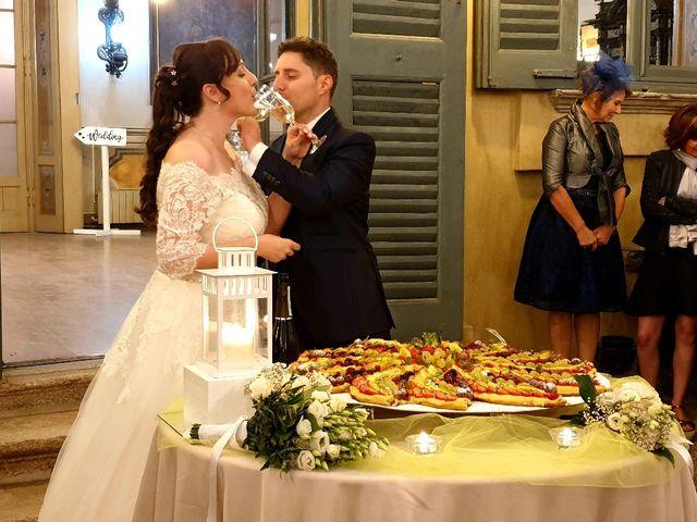 Il matrimonio di Francesco  e Sabrina  a Garbagnate Milanese, Milano 2