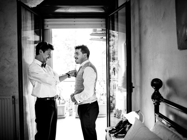 Il matrimonio di Davide e Federica a Torino, Torino 5
