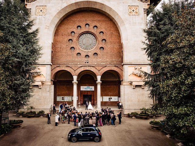 Il matrimonio di Davide e Federica a Torino, Torino 27