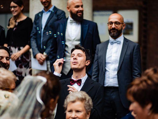 Il matrimonio di Davide e Federica a Torino, Torino 29