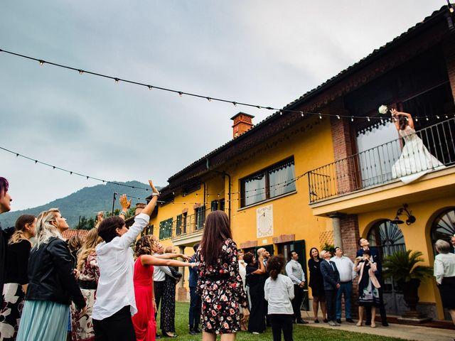 Il matrimonio di Davide e Federica a Torino, Torino 43