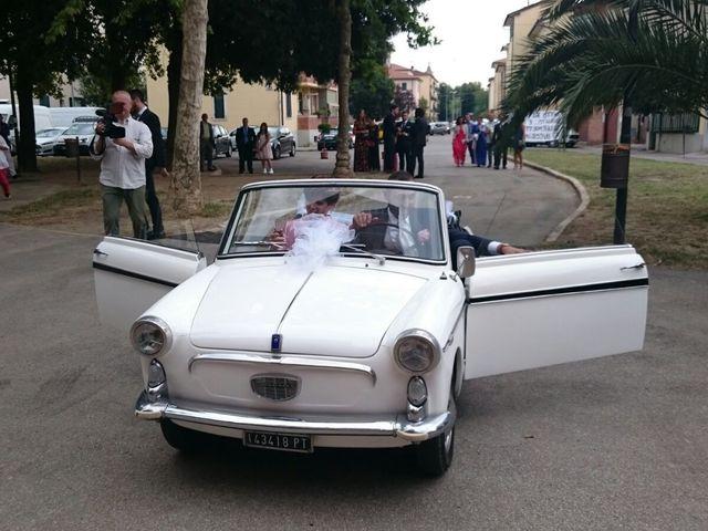 Il matrimonio di Elisa e Lorenzo a Pistoia, Pistoia 1