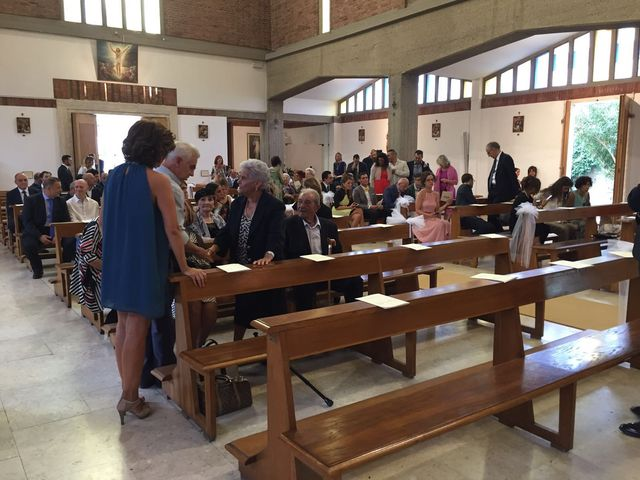 Il matrimonio di Elisa e Lorenzo a Pistoia, Pistoia 4
