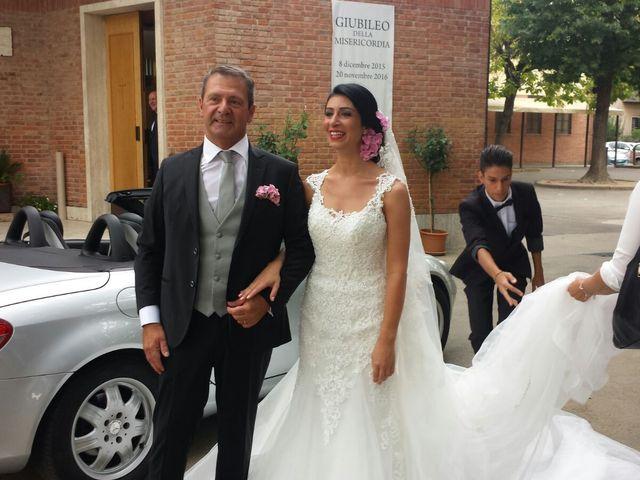 Il matrimonio di Elisa e Lorenzo a Pistoia, Pistoia 2