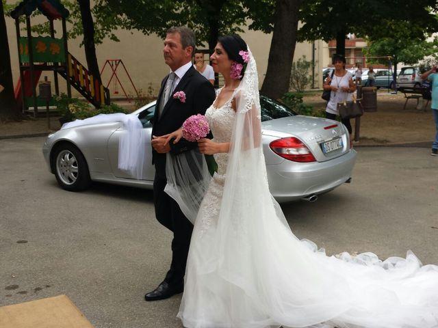 Il matrimonio di Elisa e Lorenzo a Pistoia, Pistoia 7