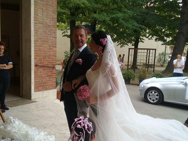 Il matrimonio di Elisa e Lorenzo a Pistoia, Pistoia 8