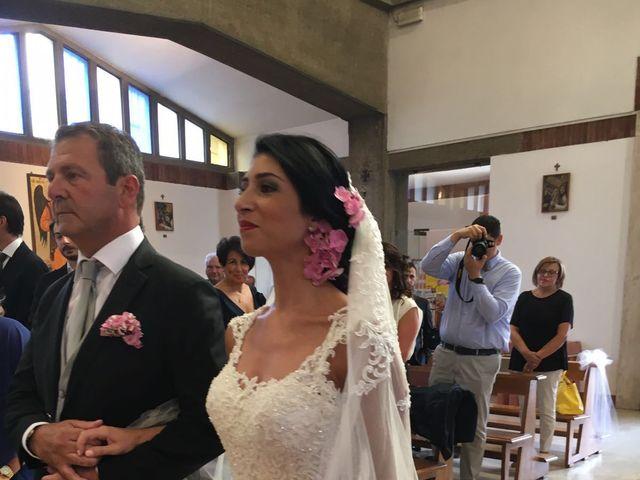 Il matrimonio di Elisa e Lorenzo a Pistoia, Pistoia 10