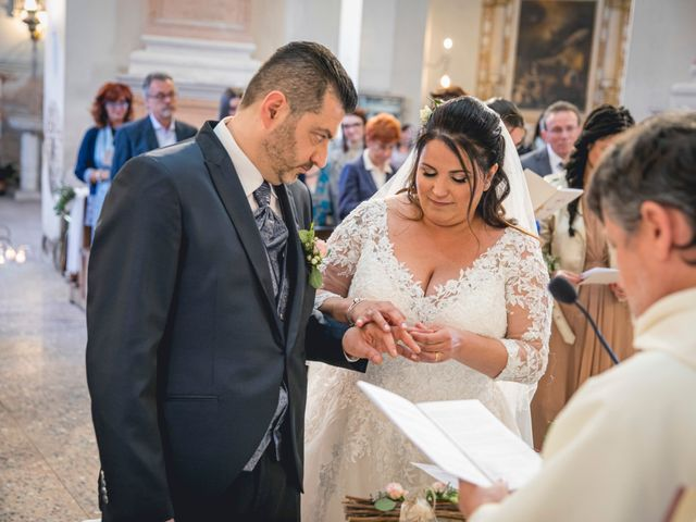 Il matrimonio di Cristian e Lucia a Forlì, Forlì-Cesena 36
