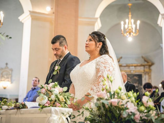 Il matrimonio di Cristian e Lucia a Forlì, Forlì-Cesena 37