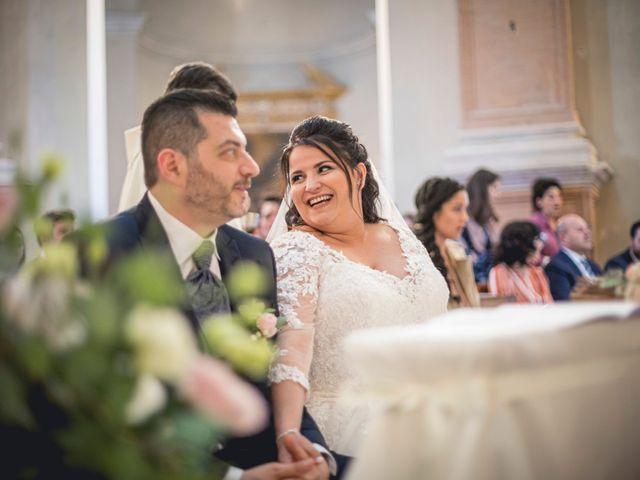 Il matrimonio di Cristian e Lucia a Forlì, Forlì-Cesena 39