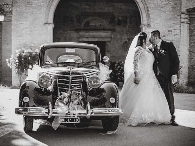 Il matrimonio di Cristian e Lucia a Forlì, Forlì-Cesena 49