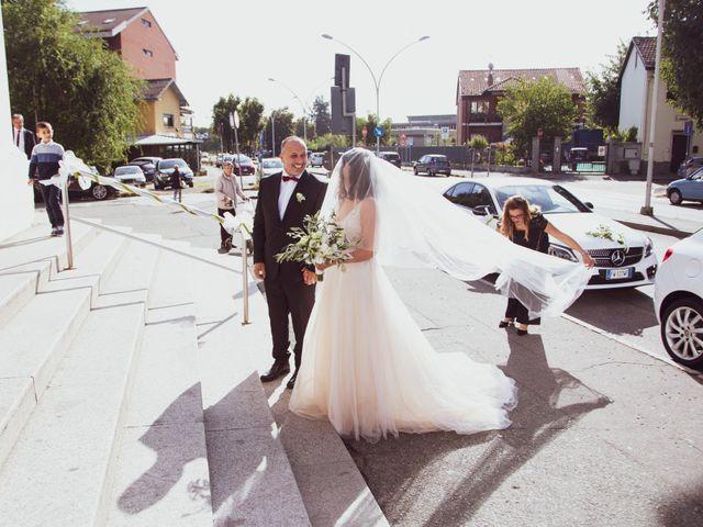 Il matrimonio di Roberto e Federica a Moncrivello, Vercelli 29