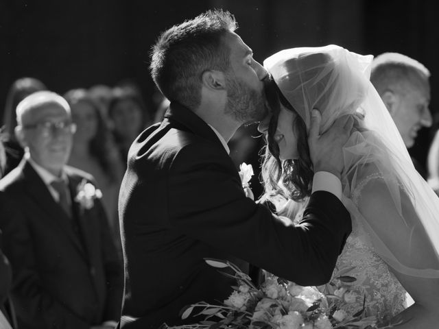 Il matrimonio di Roberto e Federica a Moncrivello, Vercelli 32