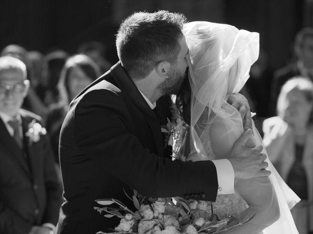 Il matrimonio di Roberto e Federica a Moncrivello, Vercelli 33