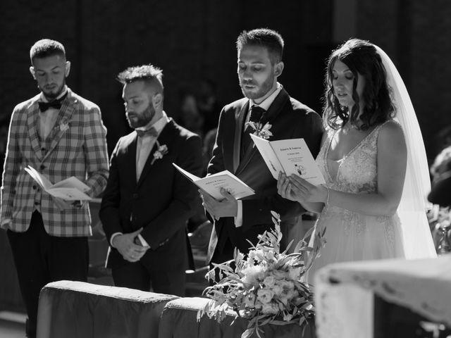 Il matrimonio di Roberto e Federica a Moncrivello, Vercelli 35