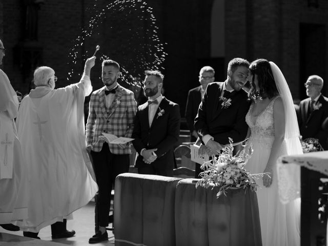 Il matrimonio di Roberto e Federica a Moncrivello, Vercelli 36