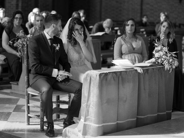 Il matrimonio di Roberto e Federica a Moncrivello, Vercelli 37
