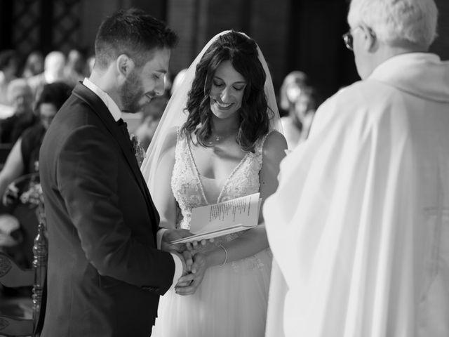 Il matrimonio di Roberto e Federica a Moncrivello, Vercelli 38