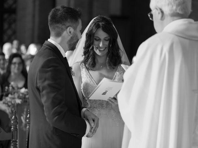 Il matrimonio di Roberto e Federica a Moncrivello, Vercelli 39