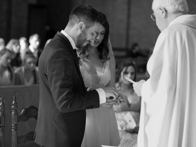 Il matrimonio di Roberto e Federica a Moncrivello, Vercelli 41