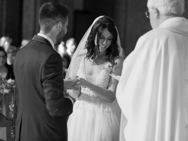 Il matrimonio di Roberto e Federica a Moncrivello, Vercelli 43