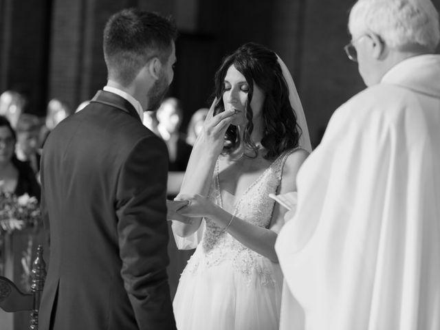 Il matrimonio di Roberto e Federica a Moncrivello, Vercelli 44