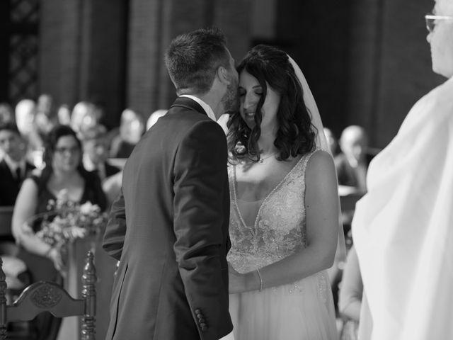 Il matrimonio di Roberto e Federica a Moncrivello, Vercelli 45