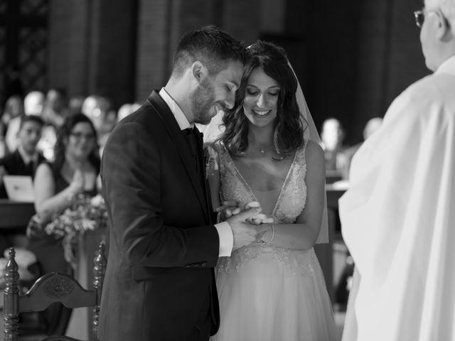 Il matrimonio di Roberto e Federica a Moncrivello, Vercelli 46