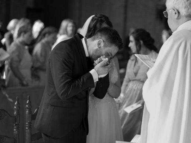 Il matrimonio di Roberto e Federica a Moncrivello, Vercelli 48