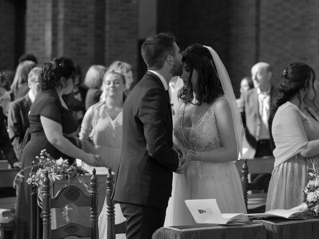 Il matrimonio di Roberto e Federica a Moncrivello, Vercelli 49