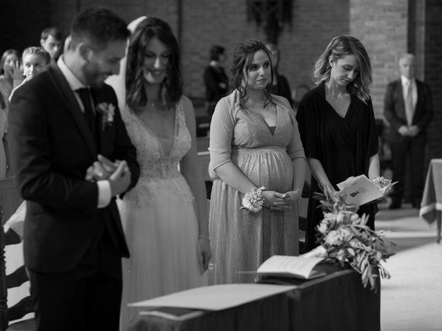 Il matrimonio di Roberto e Federica a Moncrivello, Vercelli 50