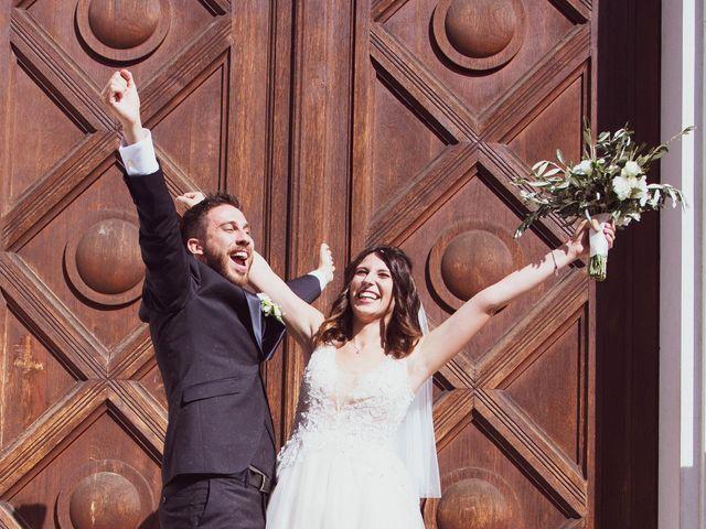 Il matrimonio di Roberto e Federica a Moncrivello, Vercelli 52