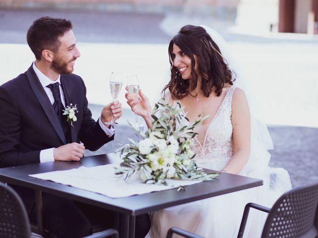 Il matrimonio di Roberto e Federica a Moncrivello, Vercelli 55
