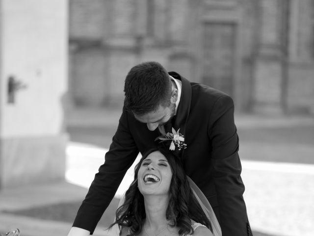 Il matrimonio di Roberto e Federica a Moncrivello, Vercelli 57