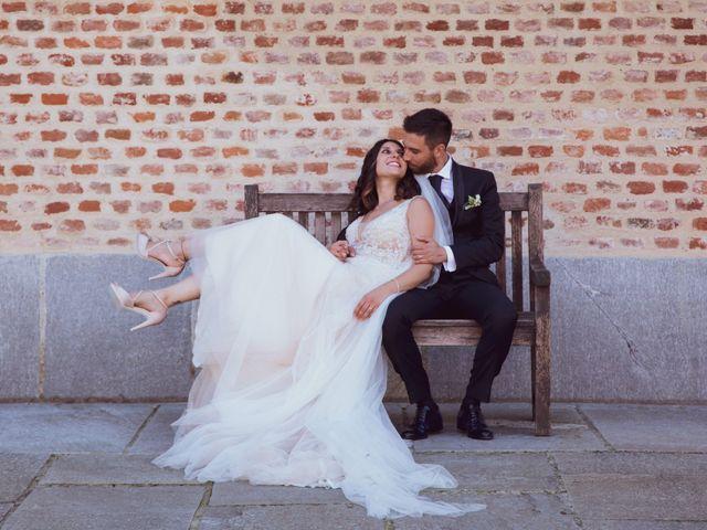 Il matrimonio di Roberto e Federica a Moncrivello, Vercelli 62