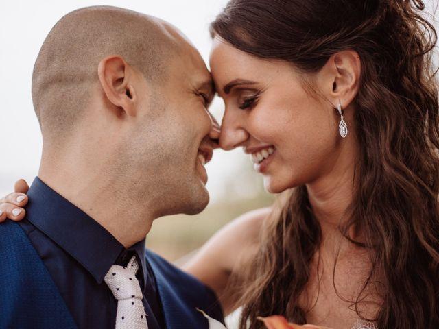 Le nozze di Davide e Viktoriia