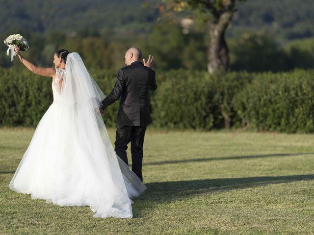 Il matrimonio di Giuliano e Barbara a Casole d'Elsa, Siena 14