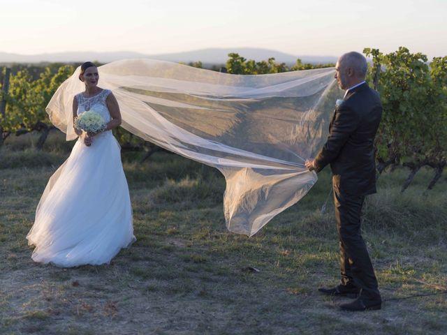 Il matrimonio di Giuliano e Barbara a Casole d'Elsa, Siena 16