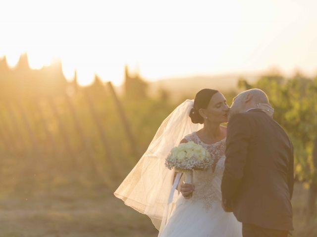 Il matrimonio di Giuliano e Barbara a Casole d'Elsa, Siena 18