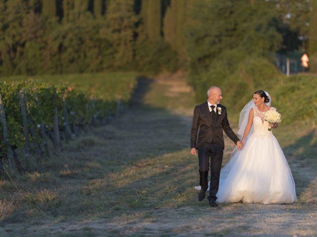 Il matrimonio di Giuliano e Barbara a Casole d'Elsa, Siena 19