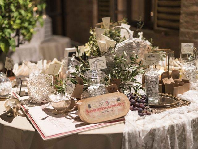 Il matrimonio di Giuliano e Barbara a Casole d'Elsa, Siena 24