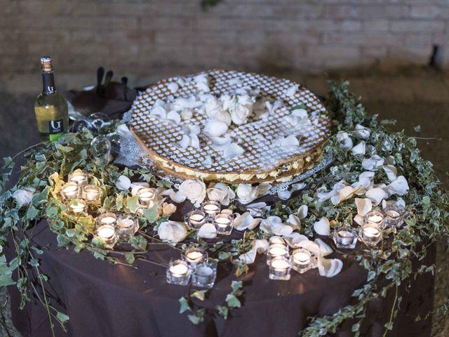 Il matrimonio di Giuliano e Barbara a Casole d'Elsa, Siena 26
