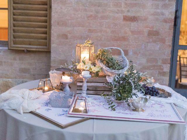 Il matrimonio di Giuliano e Barbara a Casole d'Elsa, Siena 27