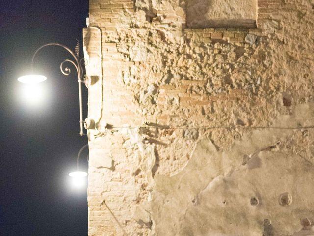 Il matrimonio di Giuliano e Barbara a Casole d'Elsa, Siena 29