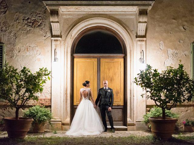 Le nozze di Barbara e Giuliano