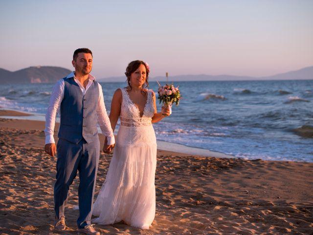 Il matrimonio di Lucia e Andrea a San Vincenzo, Livorno 26