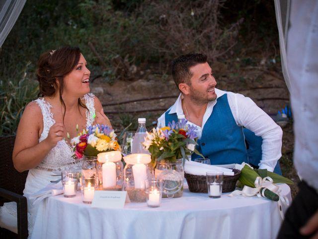 Il matrimonio di Lucia e Andrea a San Vincenzo, Livorno 34