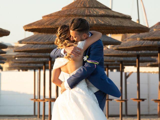 Il matrimonio di Simone e Valentina a Fiumicino, Roma 1
