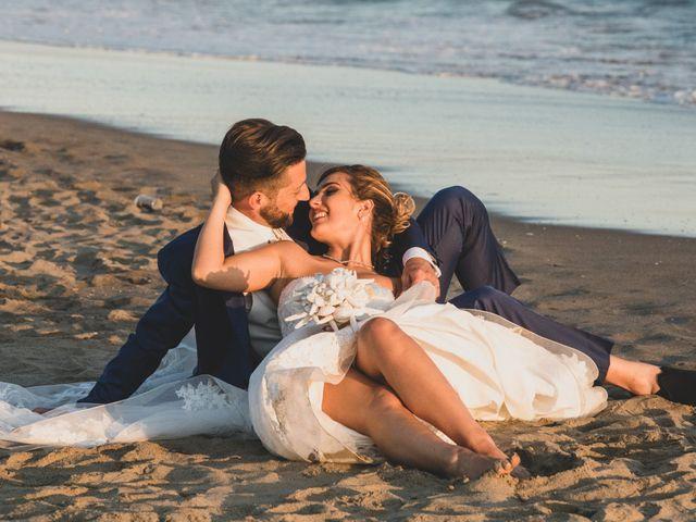 Il matrimonio di Simone e Valentina a Fiumicino, Roma 5