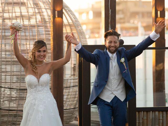 Il matrimonio di Simone e Valentina a Fiumicino, Roma 6
